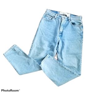 Vintage GAP Blue Jeans SLIM ankle 10